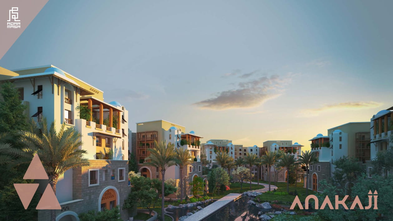 Apartment for sale in Anakaji