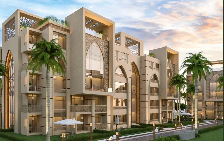 Apartments For Sale in azadir compound