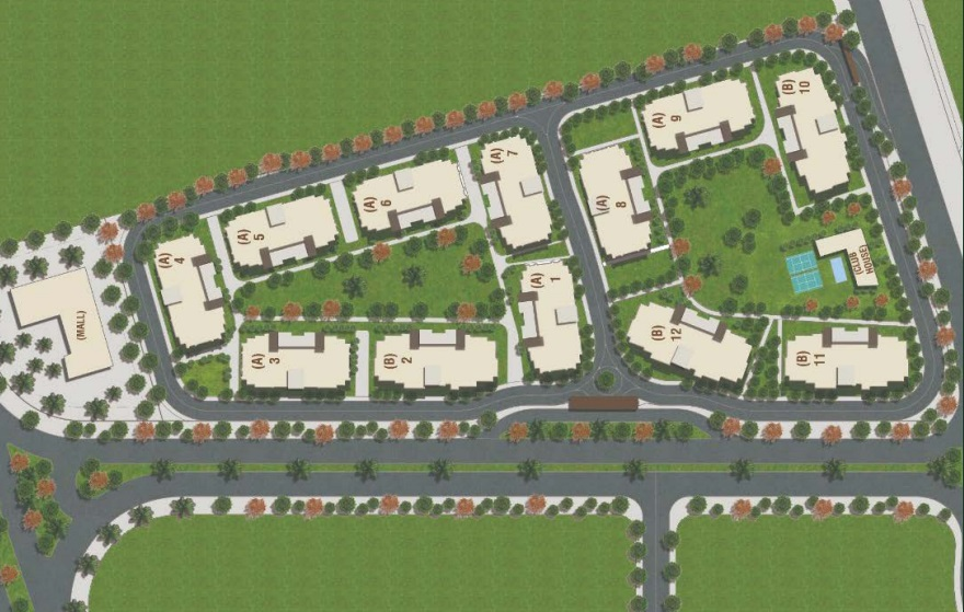 azadir compound Master Plan