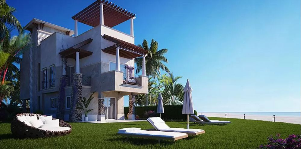 Distinctive Villa in Blue Blue Ain Sokhna