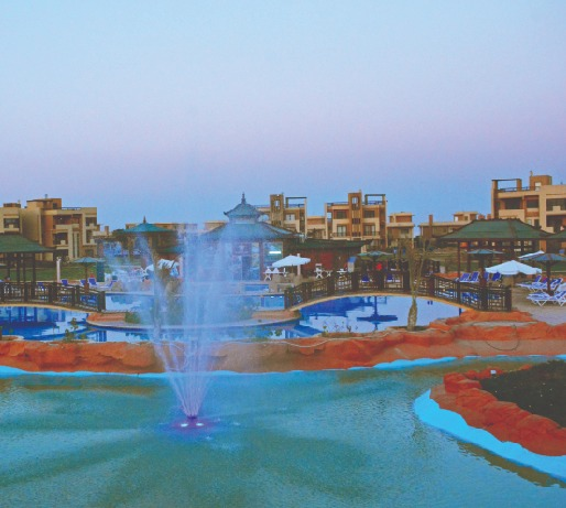 BlueBay Asia Ain Elsokhna Resort