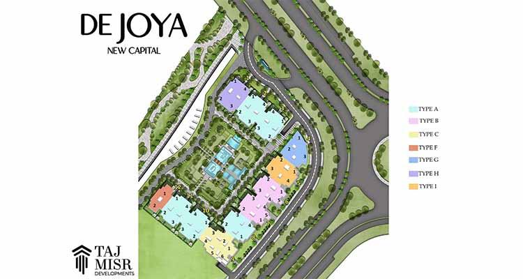 Dejoya-New-Capital-Taj-Misr-Master-Plan