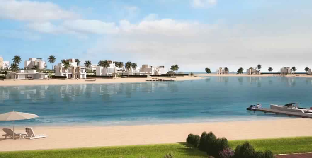 Life in Fanadir Bay  Orascom Developments