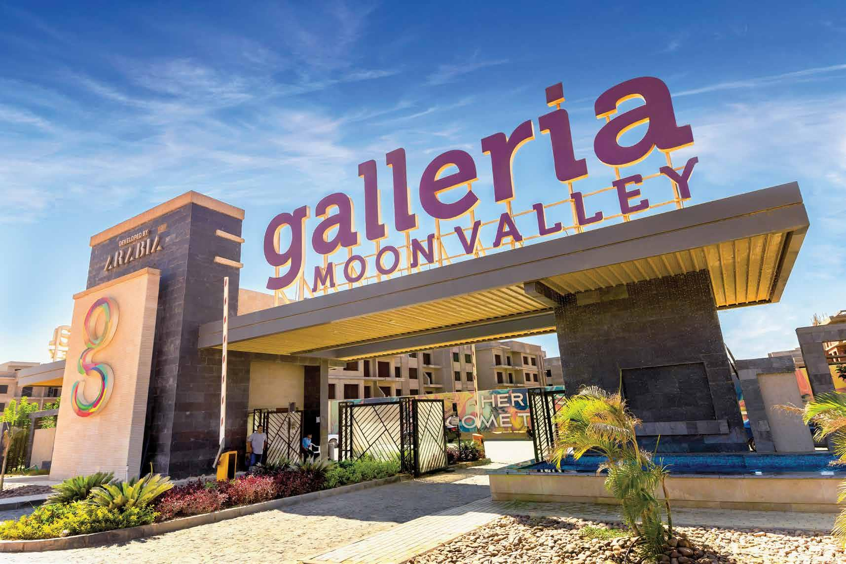 Galleria Moon Valley New Cairo