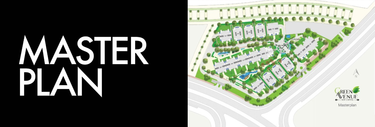master plan for green avenue compound