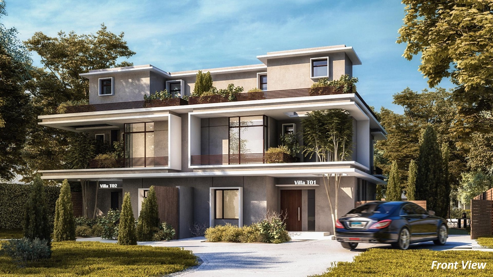 Twin-houses-For-sale-in-il-Bosco-New-Capital