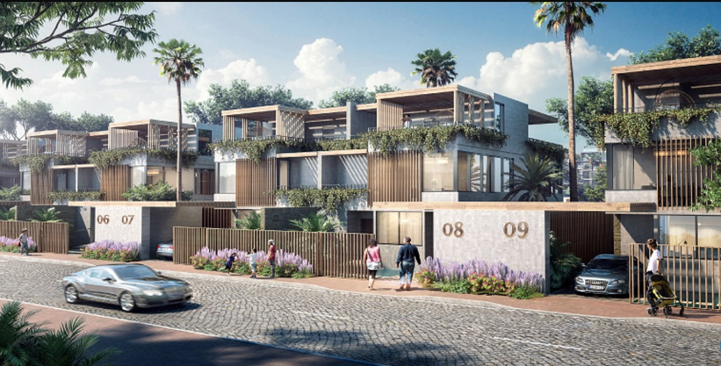 Apartments for sale in Jada iwan