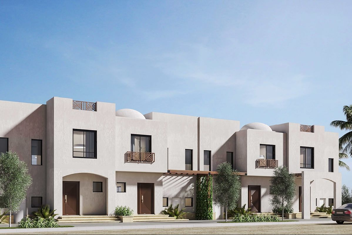 Twin House in Villa in Makadi Heights hurghada