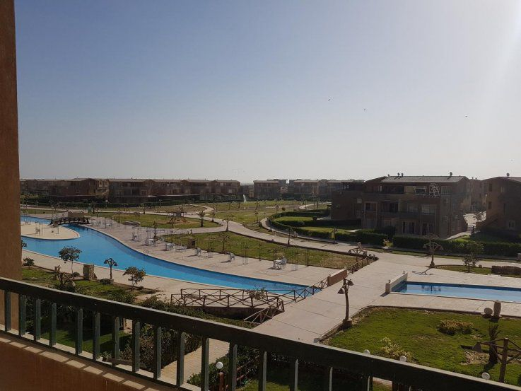apartments for sale in Marina Wadi Degla resort- realestate_eg