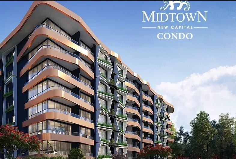 properties for sale in midown condo new capital
