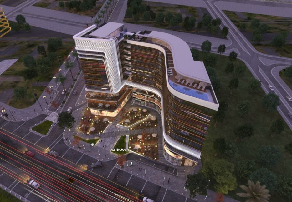 Opal Mall New Capital