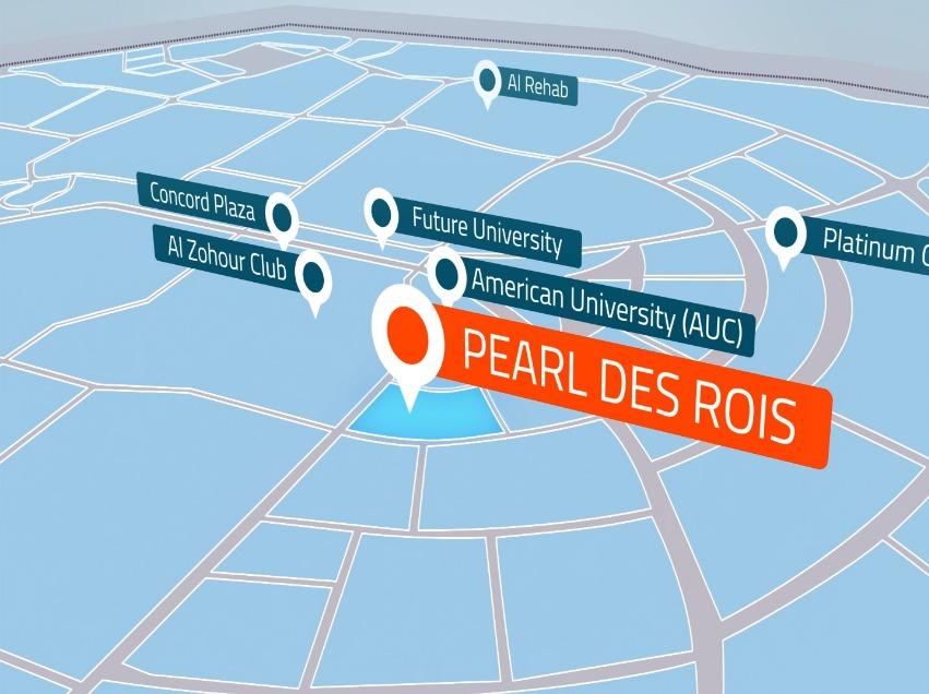 Pearl-des-rois-mall-location