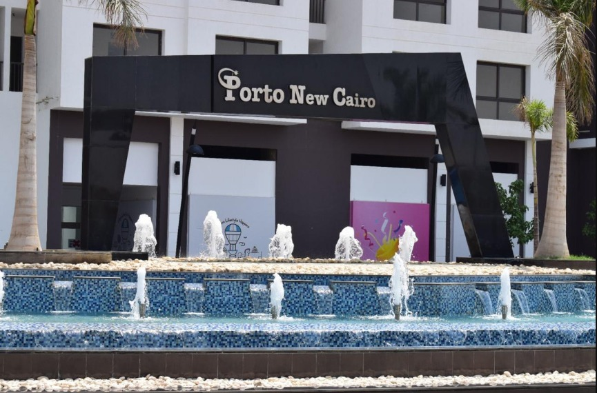 porto new cairo compound