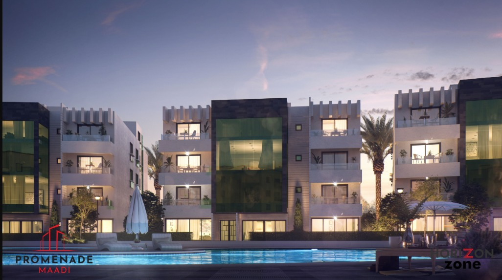 apartments for sale in promenade maadi