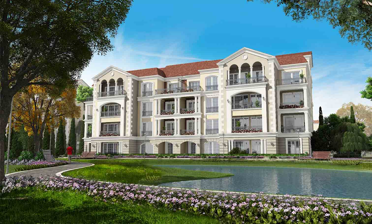 Property For Sale in Regents Park New Cairo