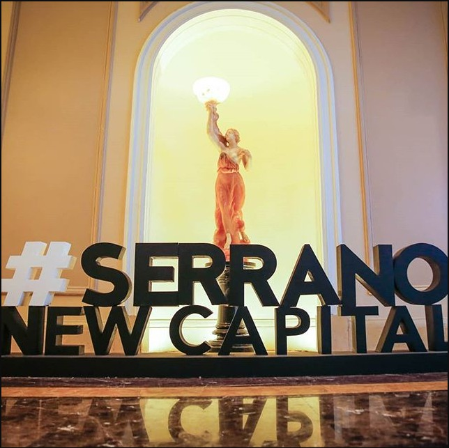 serano compound new capital
