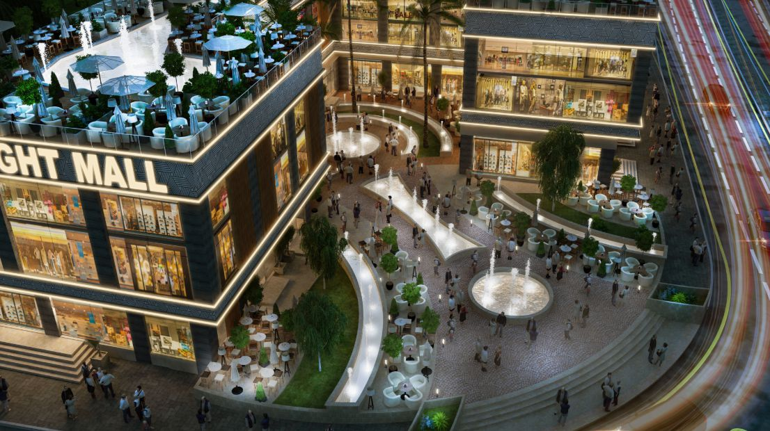 Information about Sky Light Mall New Capital