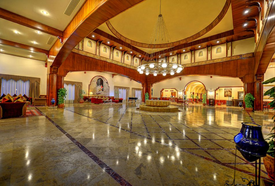 entrances elegant and spacious in stella di mare hotel- realestate_eg