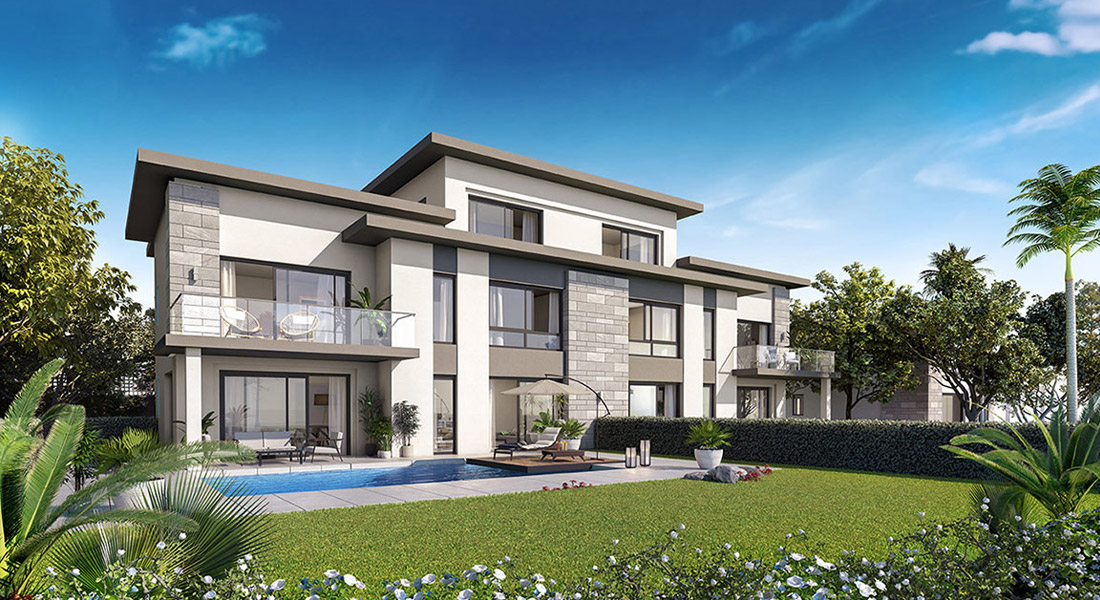 Twin-House-For-Sale-In-SWAN Lake Residences-Hassan-Allam
