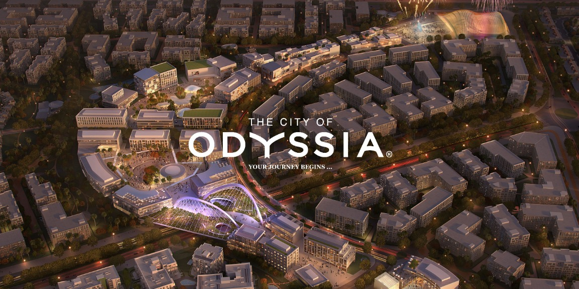 the city of odyssia compound