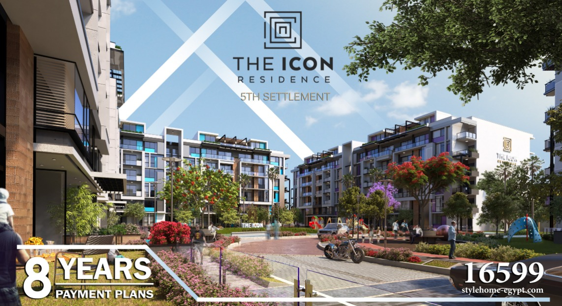 the icon residence 5th settlement