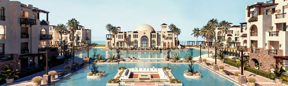 The K Sahl Hasheesh Resort