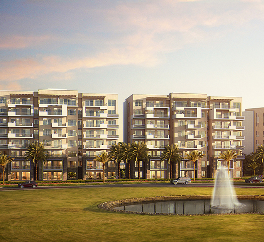 Uptown cairo Fountainside Residences