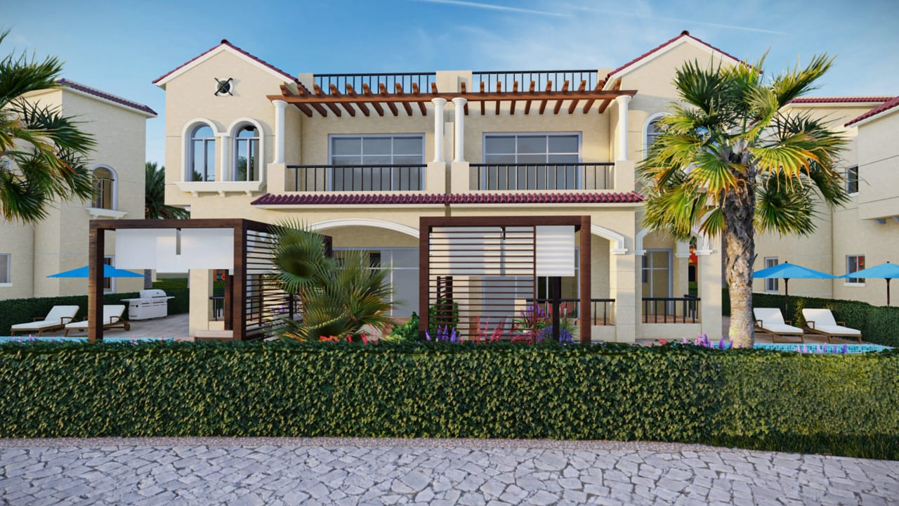 Chalets-for-sale-in-Valley-red-sea-ras-sedr-resort