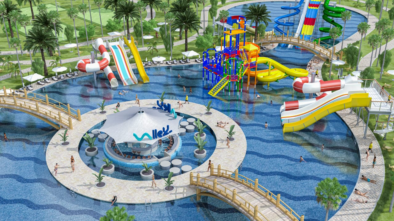 Children-Swimming-pool-in-Valley-red-sea-resort