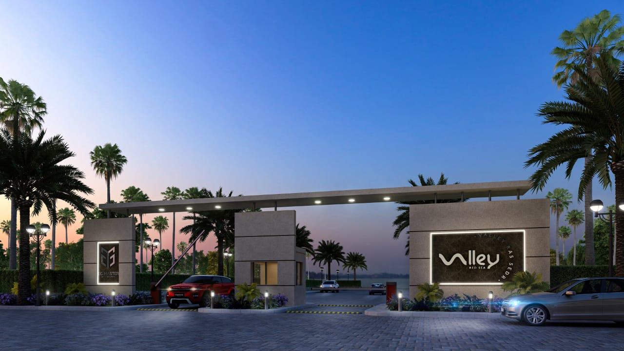 Valley-red-sea-resort-intrance