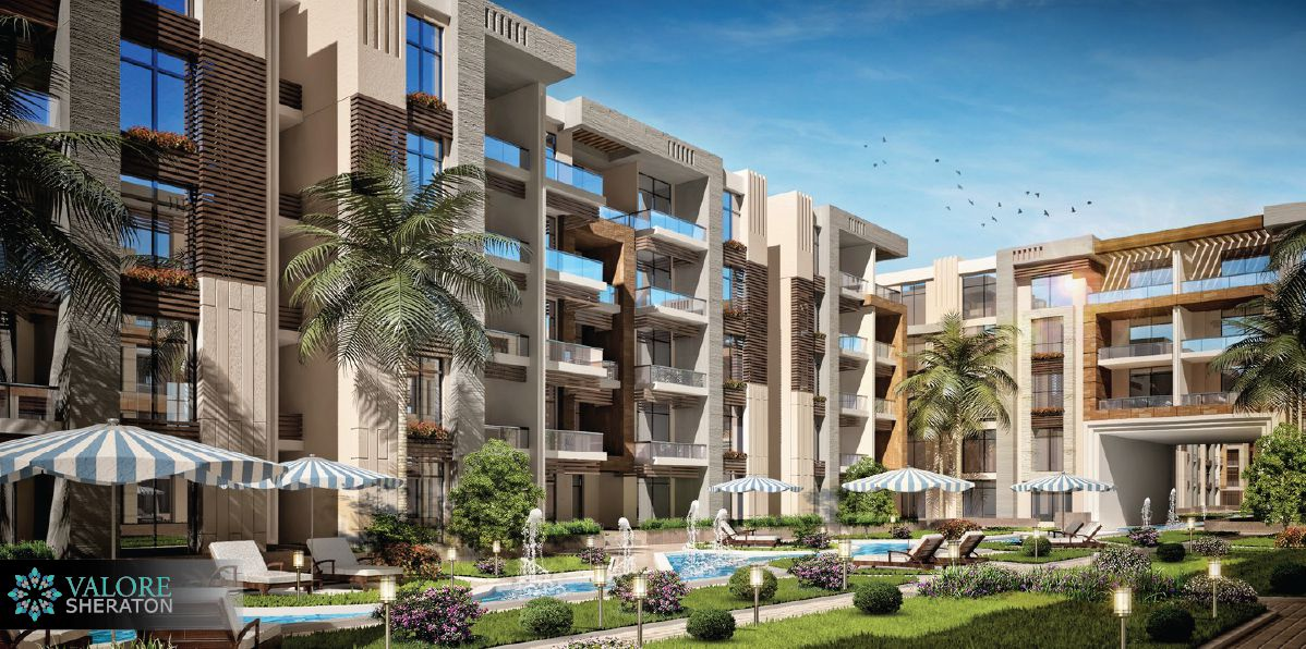 Apartment for sale in Valore Sheraton