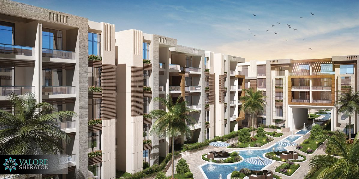 Residential Units for sale in Valore Sheraton