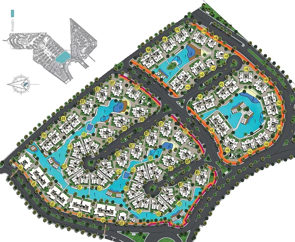 Zahra North Coast Masterplan