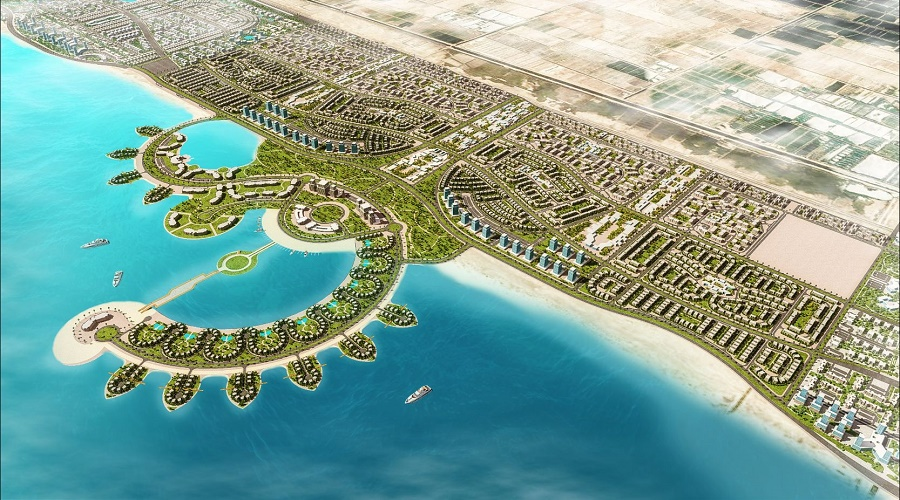 Master Plan for Zahya City