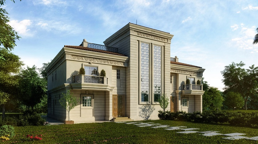 town house classic in Zahya City