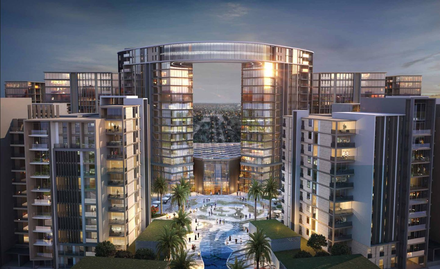 Zed Towers Sheikh Zayed
