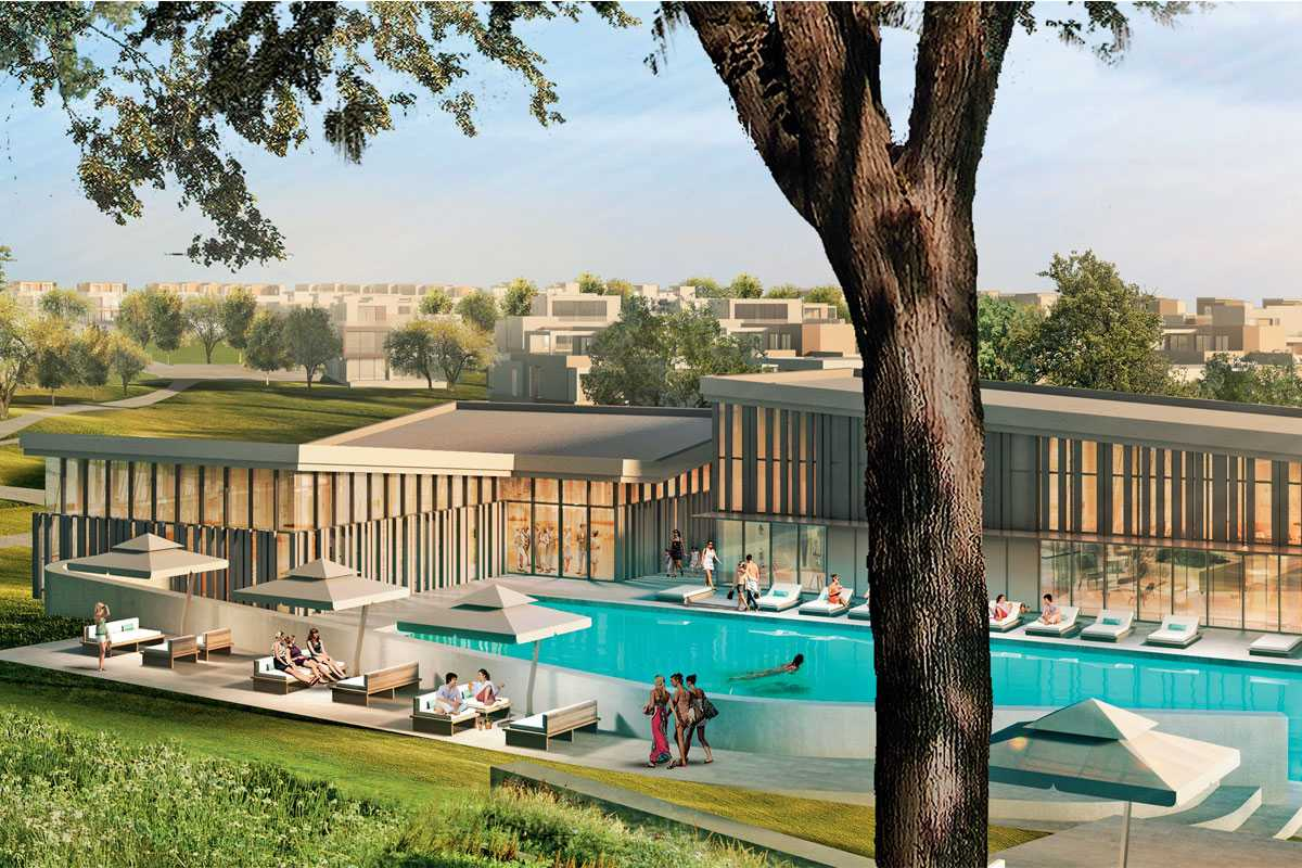 palm hills new cairo project