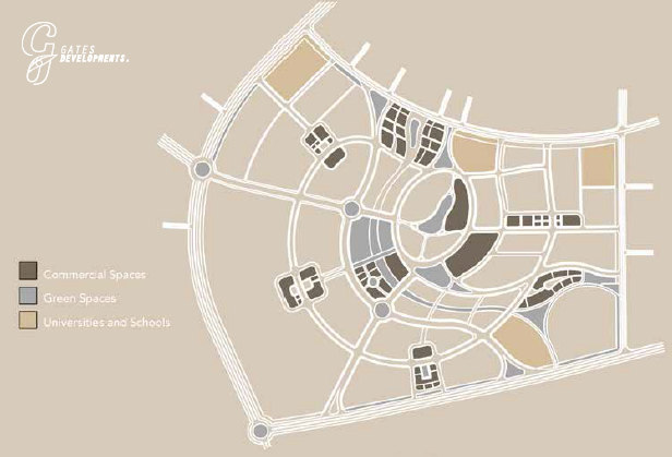 Catalan New Capital Masterplan