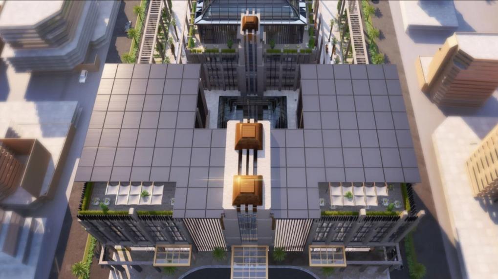 Citadel-mall-roof
