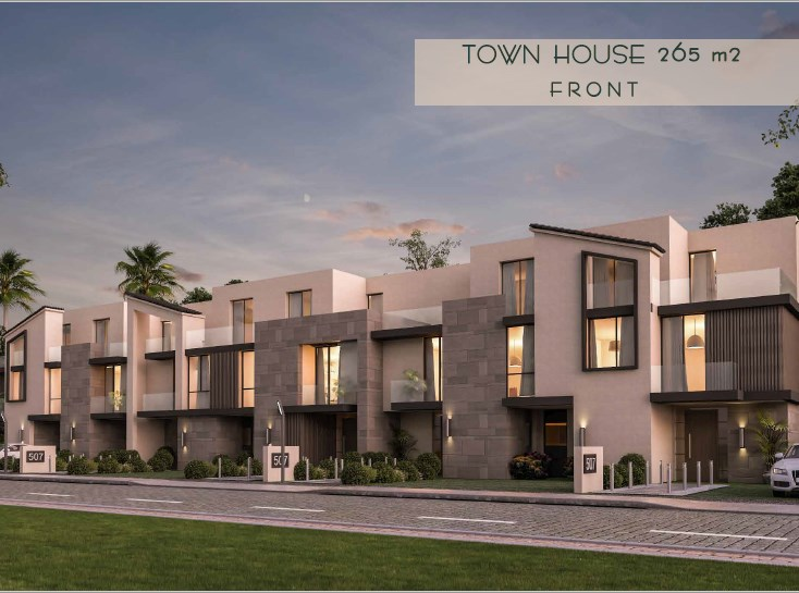 Town-House-for-sale-in-keeva-october-compound