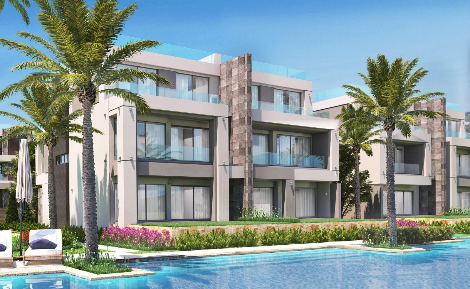 Town-house-for-sale-in-la-vista-ray-sokhna-resort