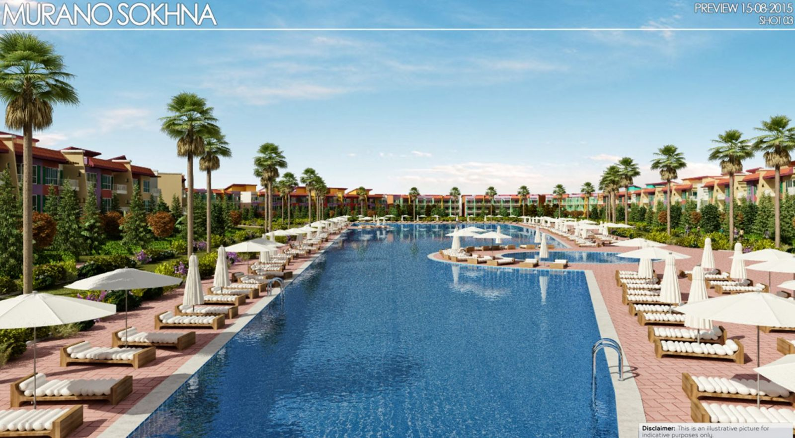 Swimming-pool-in-murano-al-ain-al-sokhna