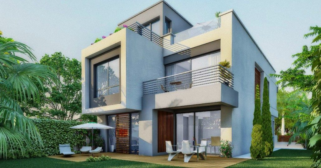 townhouse for sale in palm hills kattameya 2