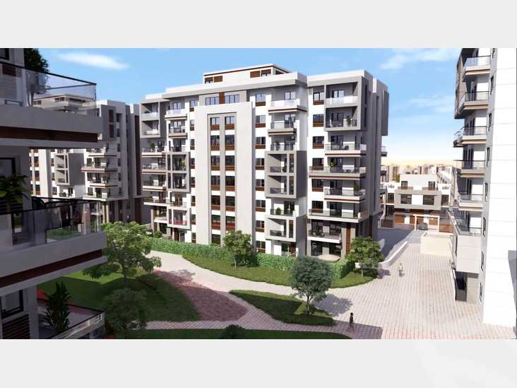 Apartment for sale in bleu Vert