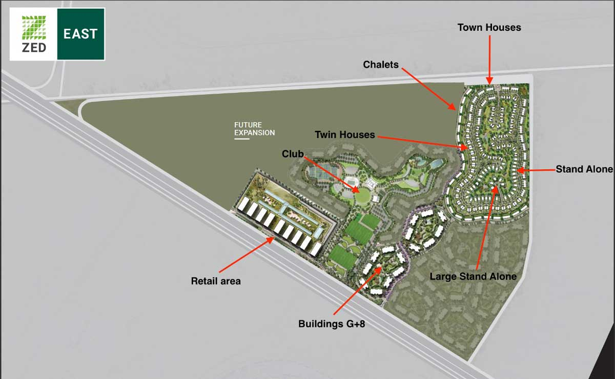 Zed-East-New-Cairo-Masterplan