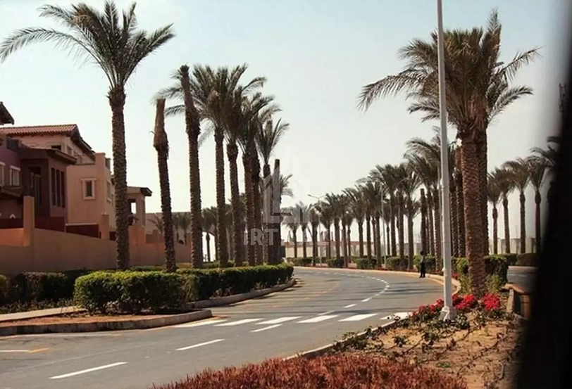 Roads to Hyde park new cairo