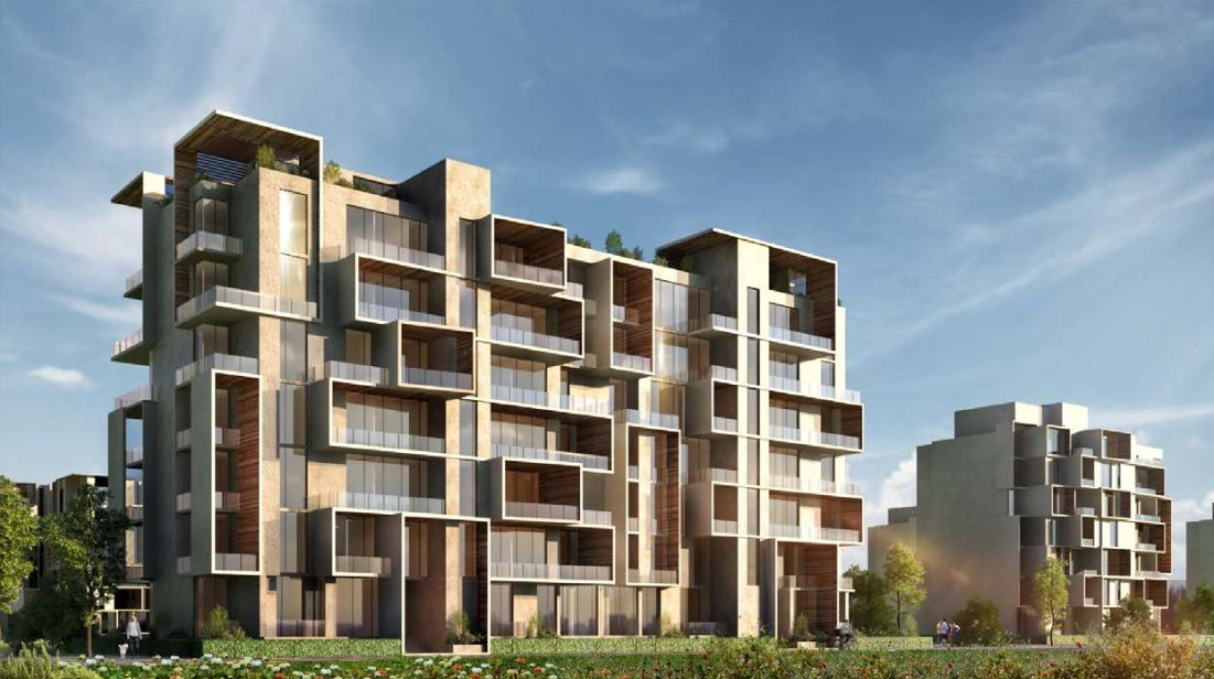 vinci compound villas and apartments in new capital