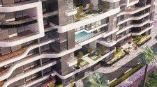 شقة بمساحة 214 متراً في ريفان