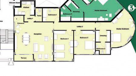 Apartments in Boardwalk New Capital