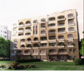 Duplex with 224m in Green Square New Cairo